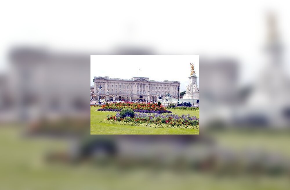 Buckinghami palee