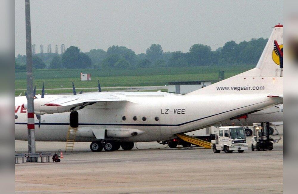Kaug-Idas hukkus lennuõnnetuses 11 inimest