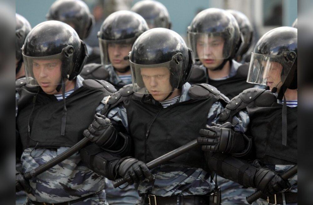Moskvas kardetakse uusaastaööl rahvarahutusi
