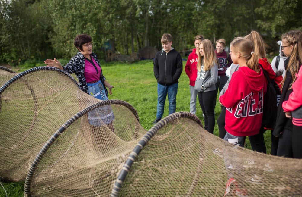 MEIE MAA | Lapsed said kalandusega sõbraks