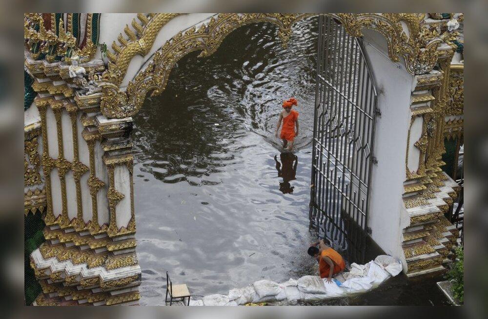 Tai peaminister: Bangkoki kesklinna tulvad enam ei ähvarda