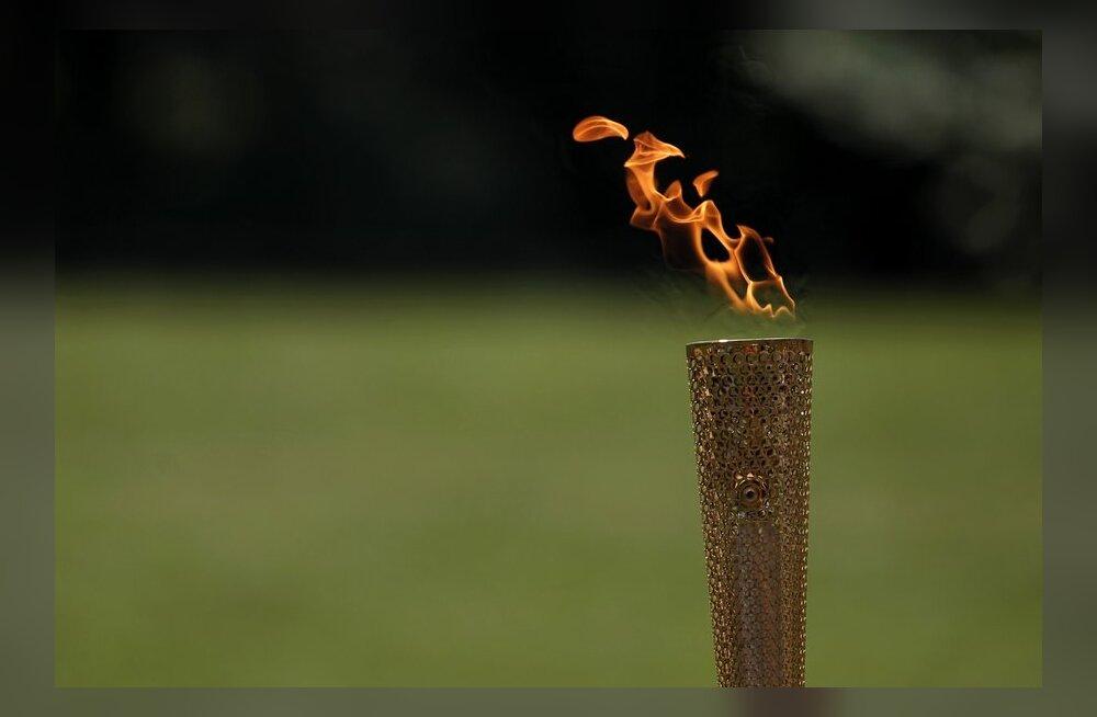 Süüria sportlaste osalemine olümpial sattus kahtluse alla
