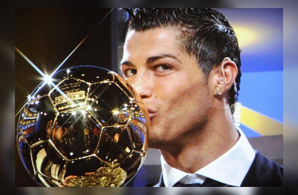 95634034540 HÄÄLETA: Kes oli 2011. aasta maailma parim jalgpallur? - Sport