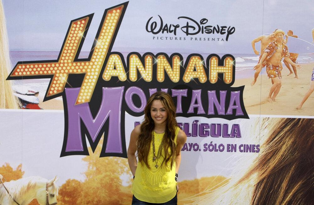 """Oh ei! Miley Cyrus avalikustas tõelise põhjuse, miks """"Hannah Montana"""" lõpetati"""