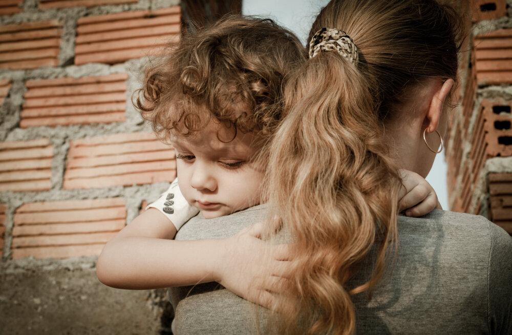 Õnnetu pereema: lubasin endale, et ei hakka kunagi koos elama sellise mehega. Nüüd saan temaga juba teise lapse!