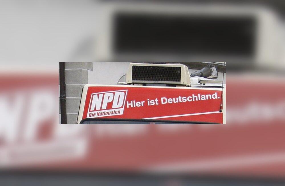 Saksa immigrantpoliitikutel soovitati koju sõita