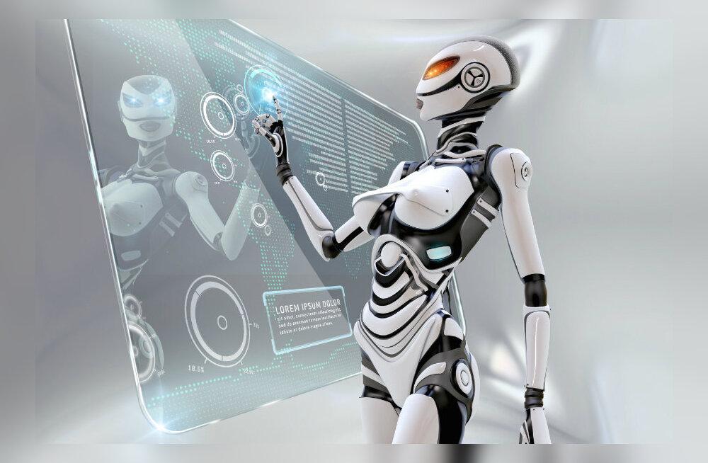 Tehisintellektiga robotid võivad lähima 30 aasta jooksul ohustada kümnete miljonite inimeste töökohti