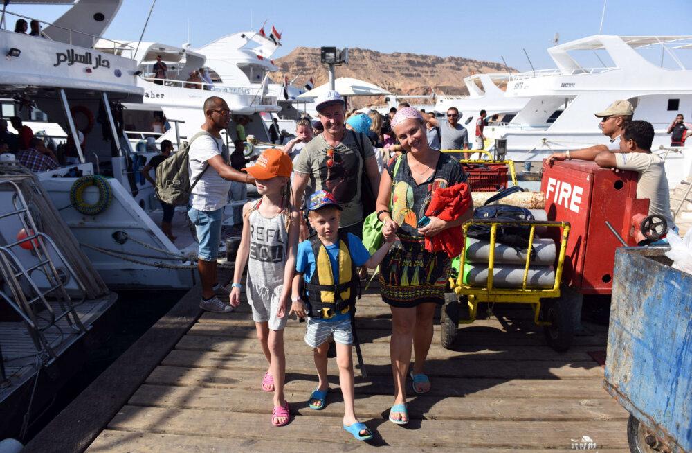Между египетскими курортами Хургада и Шарм эль Шейх возобновляется регулярное сообщение по морю