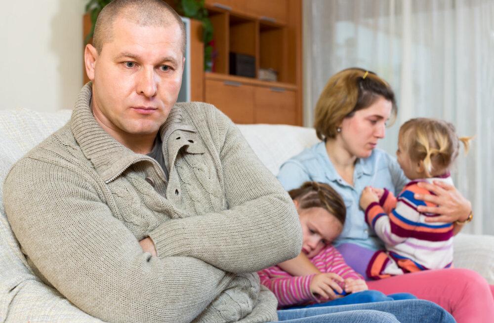 Oma naises pettunud meesterahvas: ma ei soovita sellist elu mitte kellelegi. See on põrgu, mitte elu!