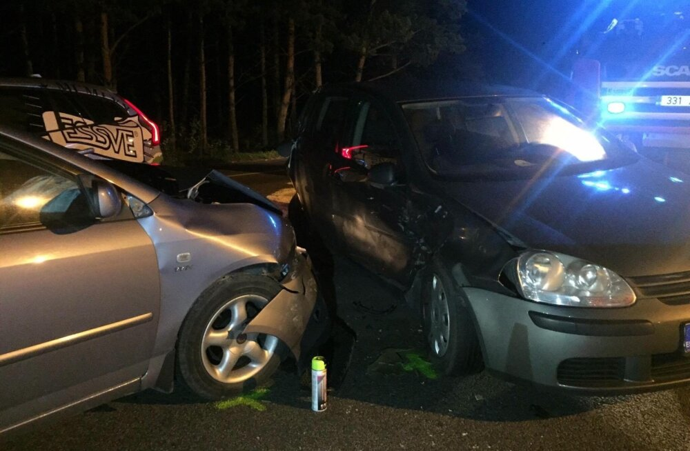 Liiklusõnnetus