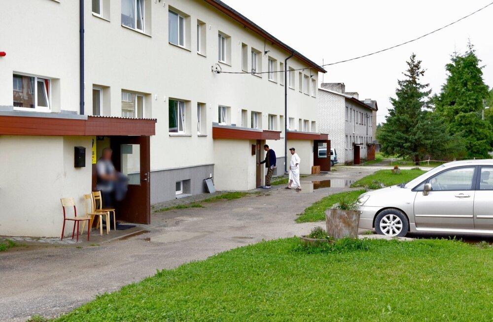 Vao Varjupaigataotlejate Majutuskeskus