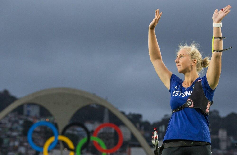 Laura Nurmsalu jaoks on Rio olümpia läbi. Äkki läheb Tokyos paremini?