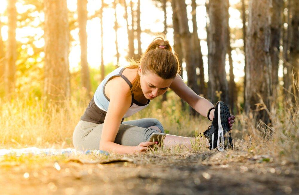 Tõestatud: hommikune trenni tegemine langetab palju rohkem kaalu, kui õhtune