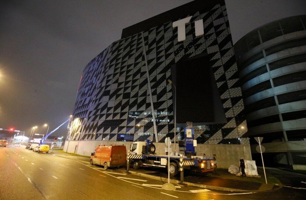 ФОТО: В пятницу открывается торговый центр T1. Какая судьба его ожидает?