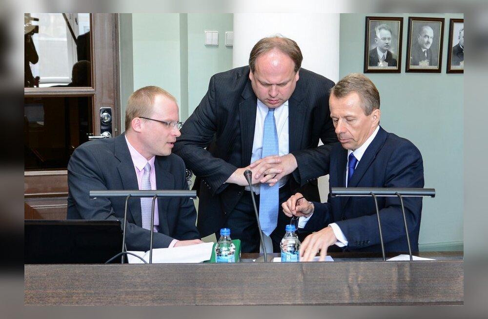Tanel Ross lubab 50 000 euro eest aastas tagada haigekassa kestliku finantspositsiooni