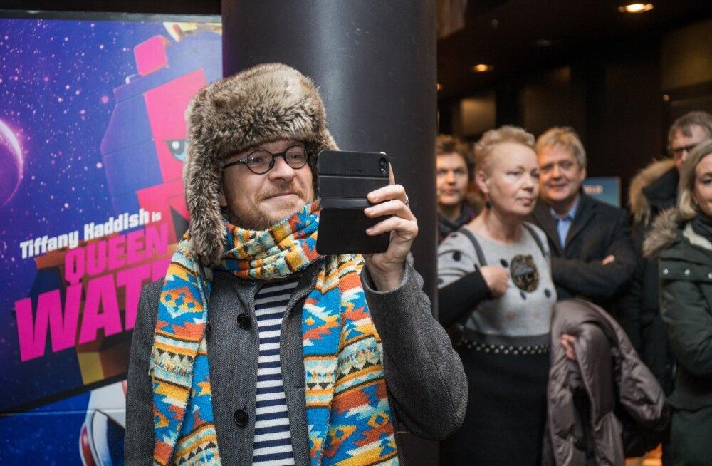 Johannes Pääsukese tõeline elu esilinastus Tallinnas