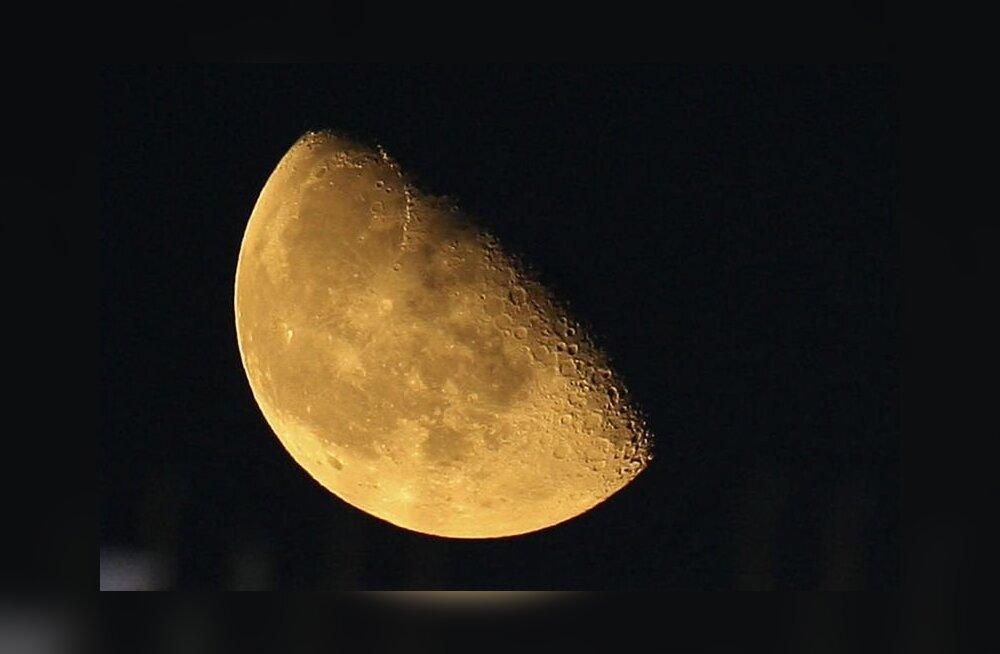 Kuu seletamatu magnetvälja mõistatusele pakuti kaks võimalikku lahendust