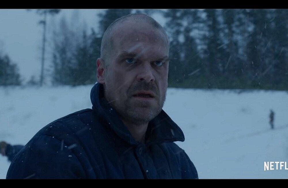 "TREILER | Netflixi ""Stranger Things"" neljas hooaeg läheb Venemaale"