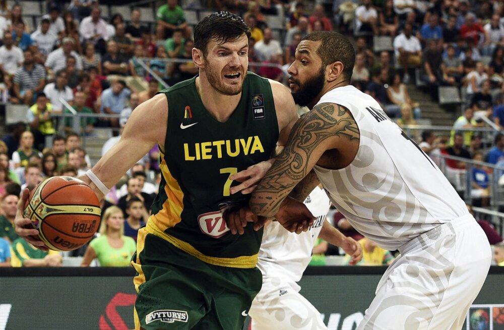 Leedu korvpallikaksikud valisid ootamatu mängupaiga