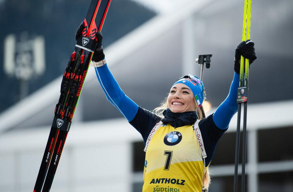 чемпионка мира Доротея Вирер