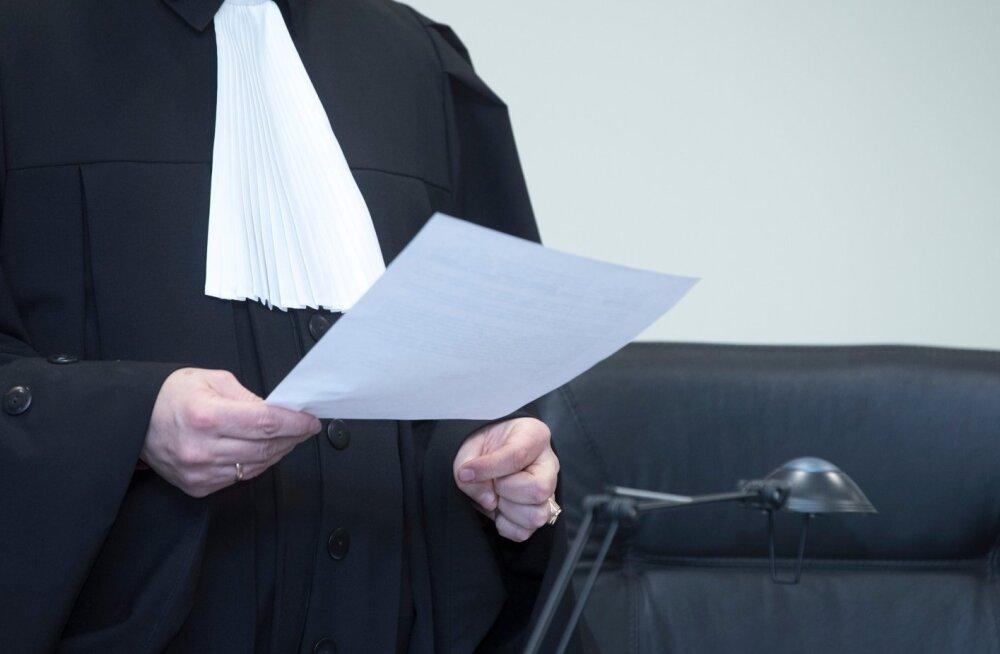 Taksojuht Lembit Uibo tapjate kohtuotsuse väljakuulutamine