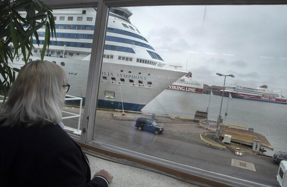 Helsingi sadamatest on koroonatesti tegema suunatud vaid 2-3 sümptomitega inimest