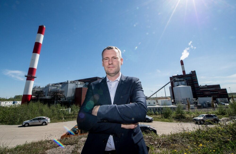 Priit Koit  Tallinna elektrijaamas