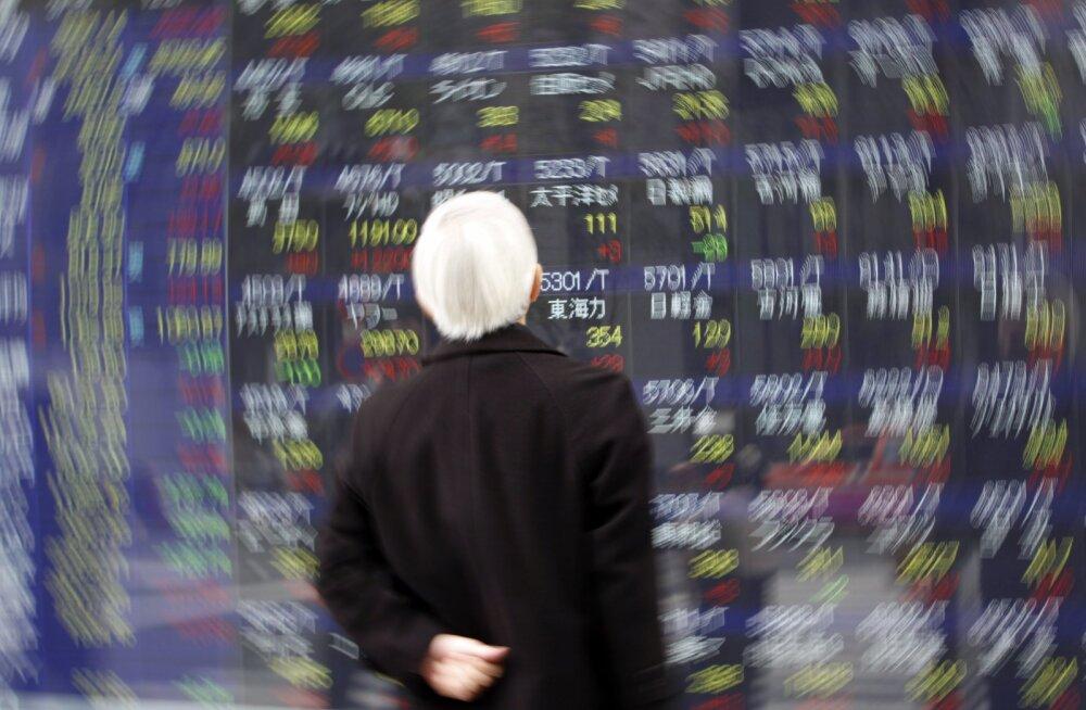 30 aastat tagasi: must esmaspäev vapustas investoreid