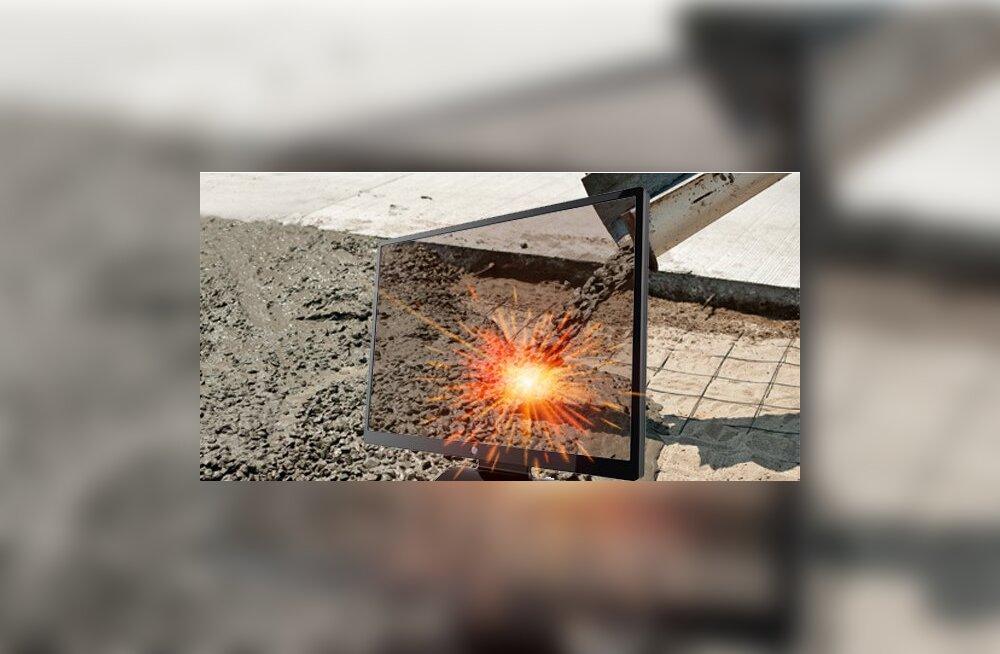Moodne alkeemia: tsementi on võimalik sulatada metalseks pooljuhiks