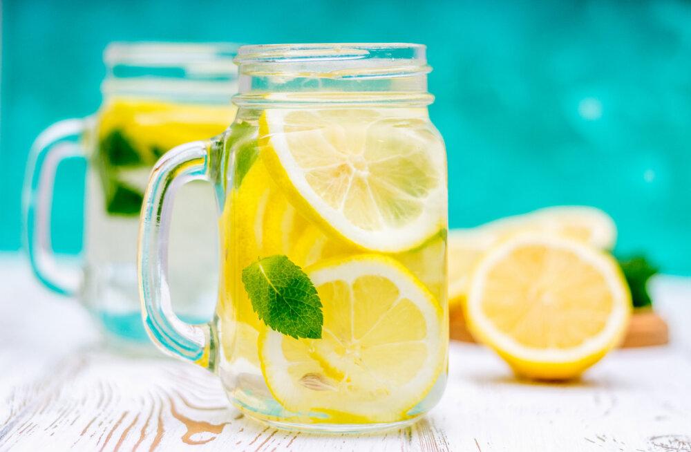Selgitame välja, miks peaks oma igapäevasesse menüüsse lisama sidrunivee koos Cayenne´i pipraga