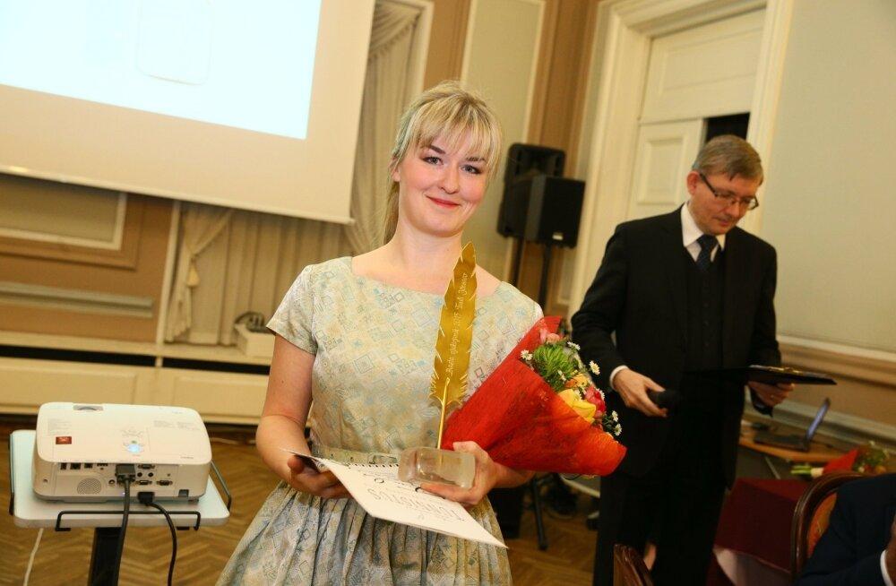 FOTOD: Aasta ajakirjanduspreemiatest kuus tuli Ekspress Meediale, sealhulgas aasta ajakirjaniku tiitel