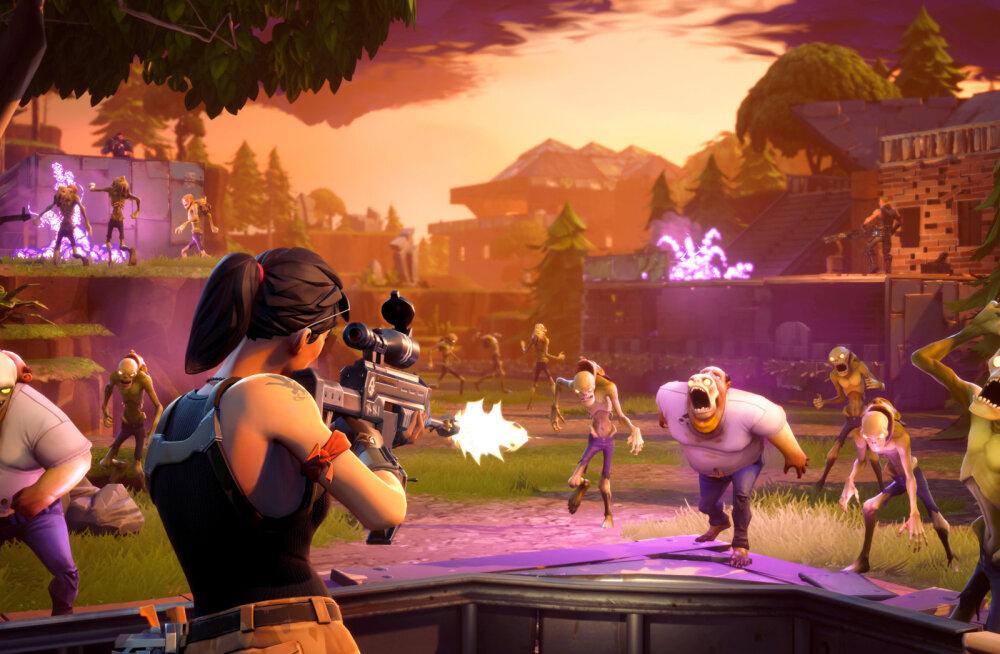 Fortnite: videomäng, mis sunnib lapsevanemaid sõltuvusnõustajate poole pöörduma