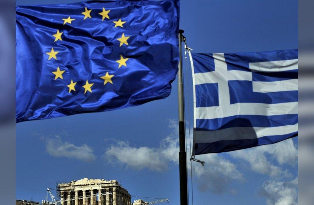 BBC: pool Kreeka laenudest kirjutatakse korstnasse