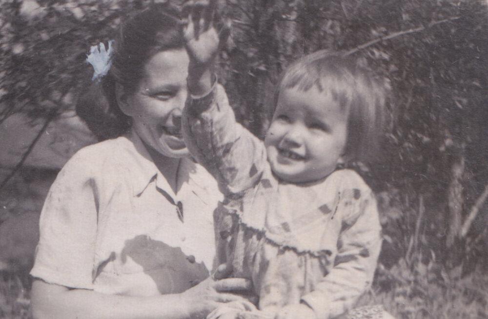 Salme Lausingu perekonna küüditamise lugu: ema, tütar ja väikevend jäid kolmekesi koju värisema