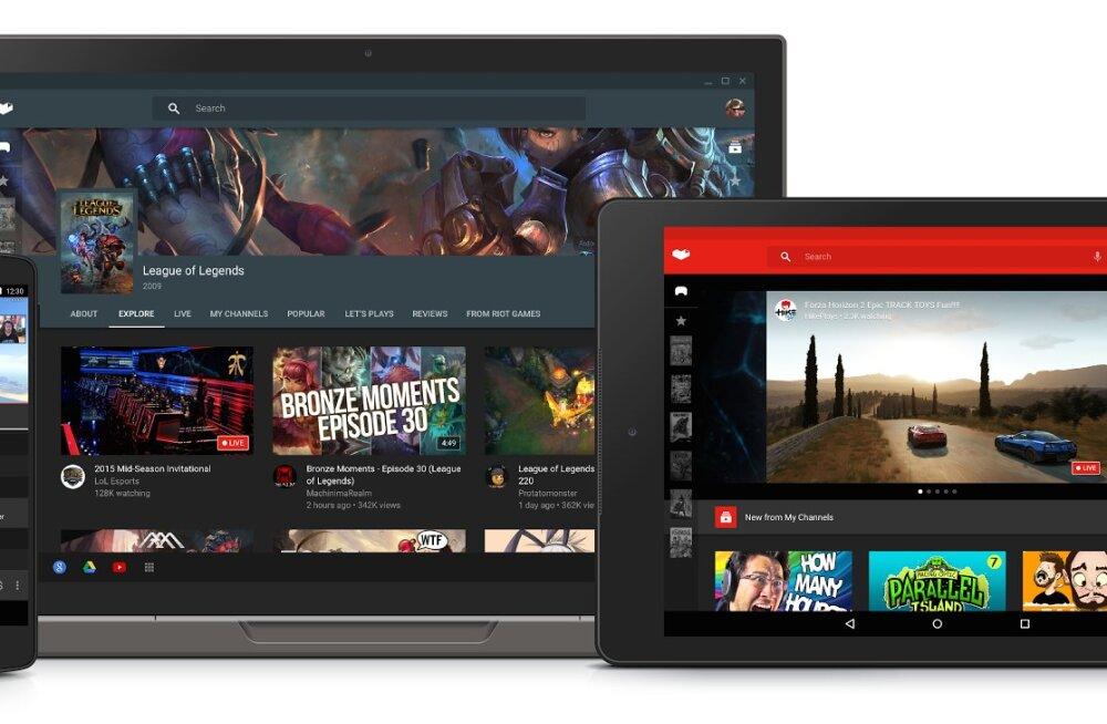 Hoia alt, Twitch.tv: videomänge striimib nüüd ka YouTube Gaming