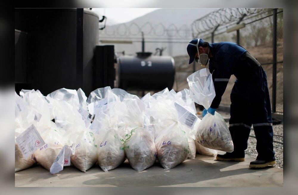 Hispaania leht: Peruu narkootikumide uus suur kaubatee Euroopasse kulgeb läbi Balti riikide