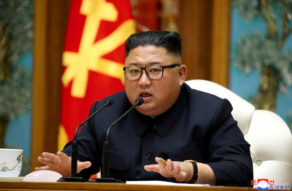 Trump lisas pressikonverentsil segadust Kim Jong-uni kadumise ümber