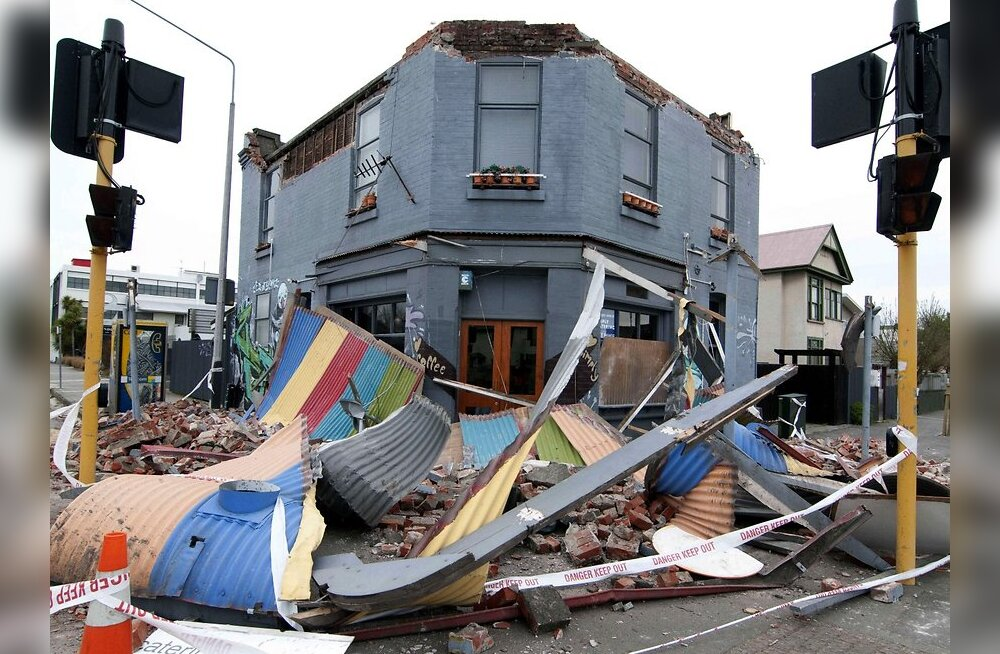 Uus-Meremaa pikendas maavärinajärgset eriolukorda