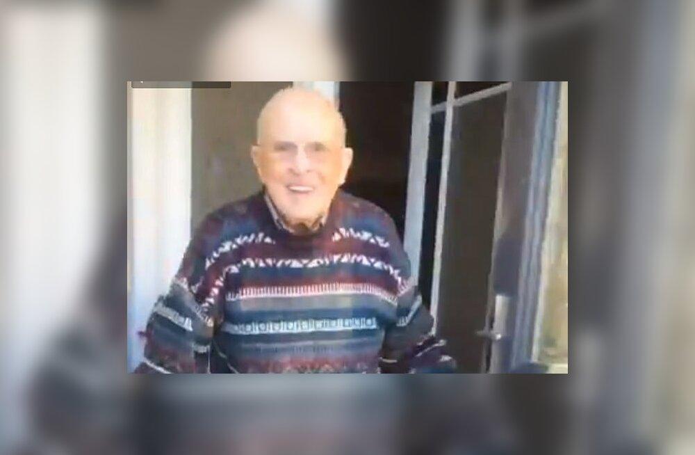Südantlõhestav video | Miks on tähtis käia vanavanemaid võimalikult tihti külastamas?