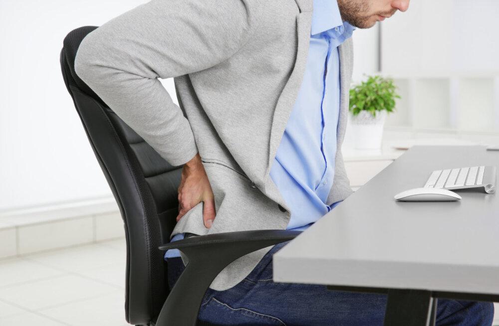 10 nippi, mis aitavad leevendada piinavat seljavalu