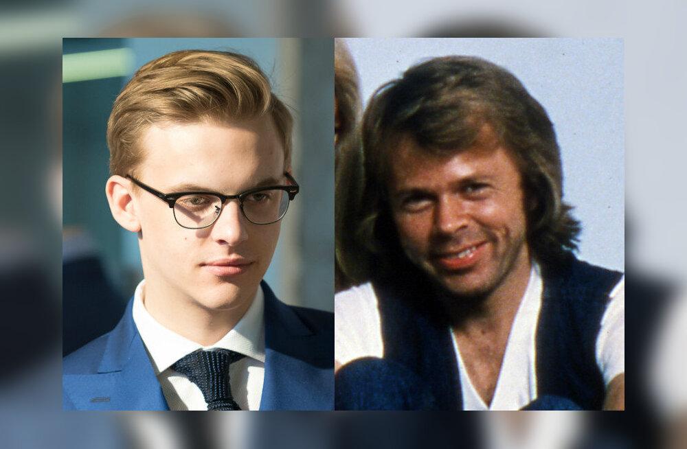 Unistuste kohtumine! Björn Ulvaeus ABBAst soovib Jüriga tutvuda: ma ei suuda uskuda, et see on tõsi, siin peab mingi kala olema!