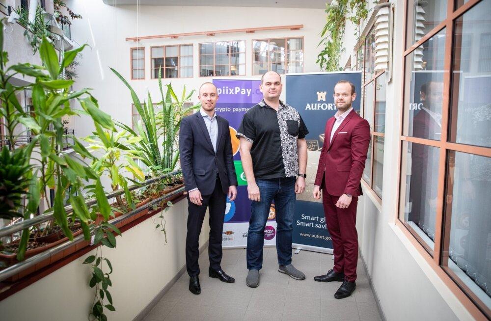 Erik Karu,Bert-Ken Raudberg ja Raivo Malter