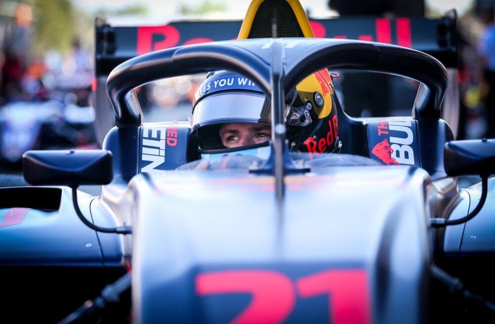 Red Bulli värvides Jüri Vips stardib homme F3 hooaja teisel etapil.