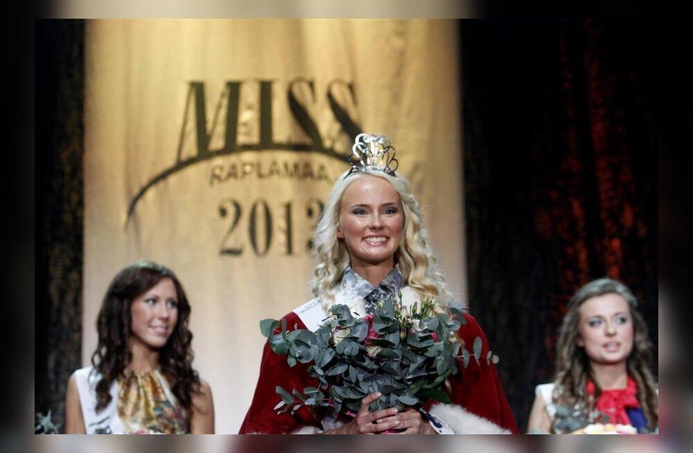 Miss Raplamaaks krooniti imekaunis Epp-Leen