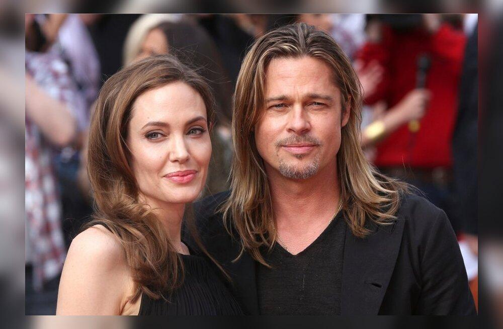 World War Z esilinastus - Pitt ja Jolie