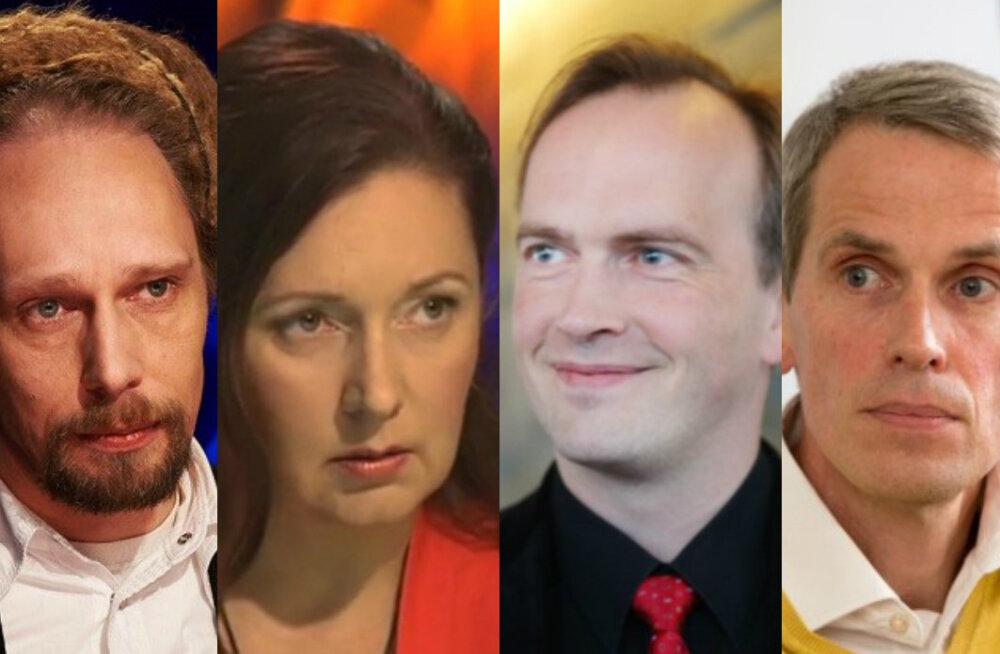 """""""Elu pärast Googlet"""" toob 12 loengut Von Krahli ja 12 raadiosaadet Vikerraadiosse"""