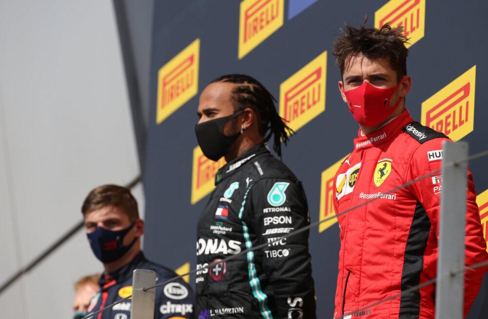 Ralf Schumacher nimetas kaks sõitjat, kes on tema hinnangul Hamiltonist kiiremad