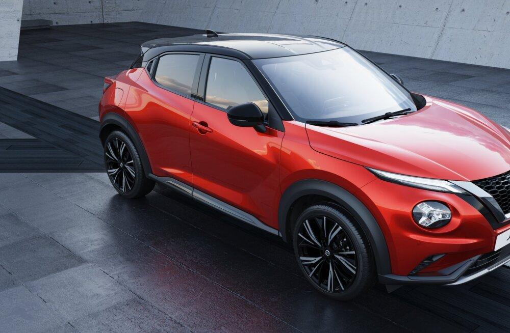 Uus Nissan Juke: Sihvakam, aga ikka iseloomuga