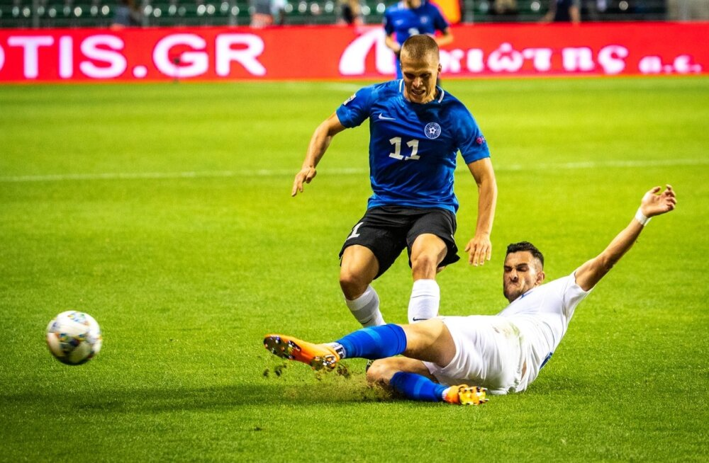 Eesti - Kreeka