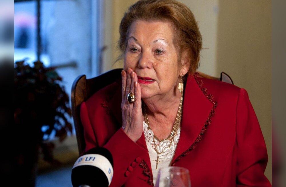 Maaja Kallast: homod kasvavad otse ema kaisust
